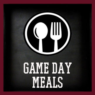 Game Day Meals